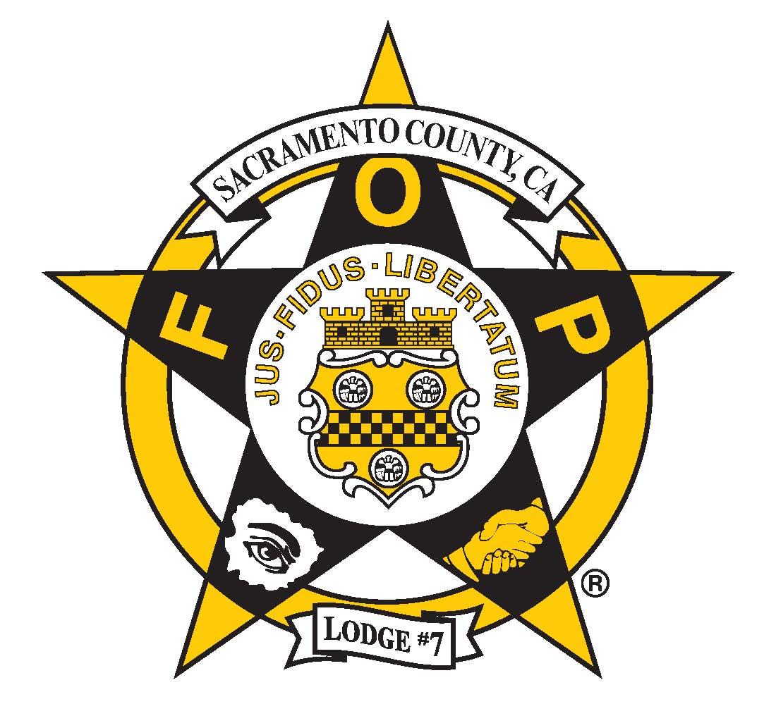FOP star logo SacCo